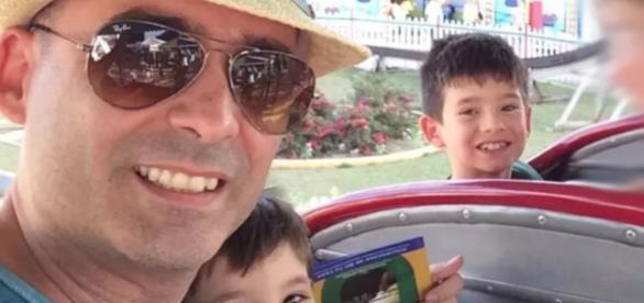 Homem mata família e diz não aguentar crise