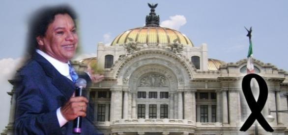 Homenaje a Juan Gabriel en Bellas Artes