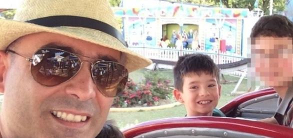 Nabor matou os dois filhos e a mulher (Foto: Facebook/Reprodução)