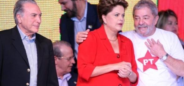 Temer conseguiu travar as intenções de Lula