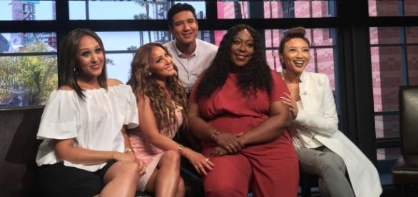 The Real' Co-Hosts' First Interview Since Tamar Braxton's Exit ... - extratv.com