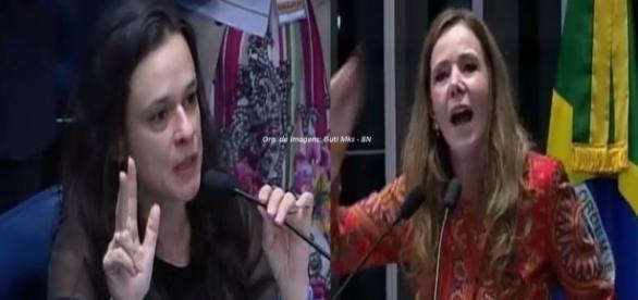 Vanessa acusou o PSDB de 'comprar' Janaína Paschoal
