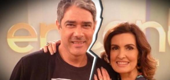 William Bonner e Fatima Bernardes