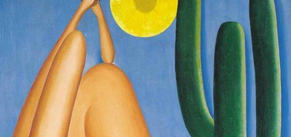 Abaporu, de Tarsila do Amaral: de volta ao Brasil