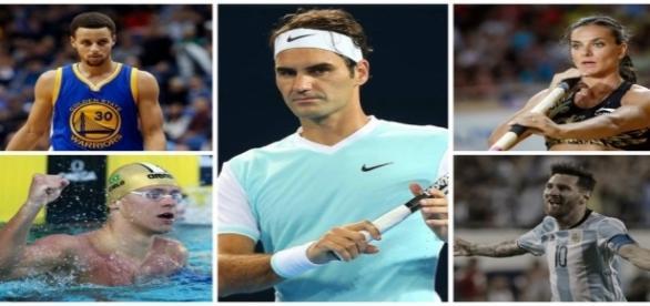 Curry, Cielo, Federer, Insinbayeva e Messi: ausências do Rio2016