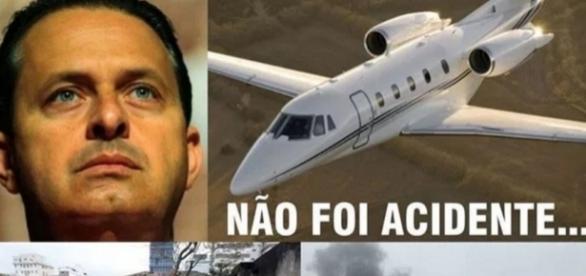 Eduardo Campos e o acidente que chocou o Brasil