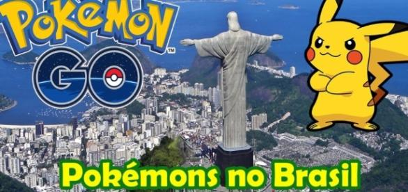 Pokemon GO começa a ser liberado no Brasil.