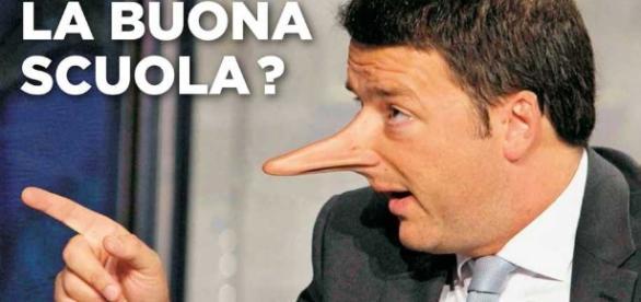 La buona scuola di Matteo Renzi