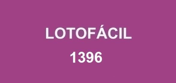 Resultado da Lotofácil 1396 será divulgado após às 20h