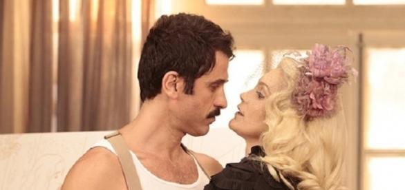 Sandra e Ernesto têm final trágico (Gshow)