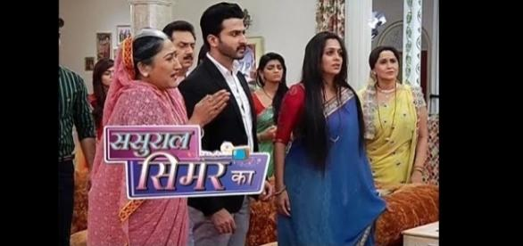Sasural Simar Ka actress quits the show (Image source: Youtube)
