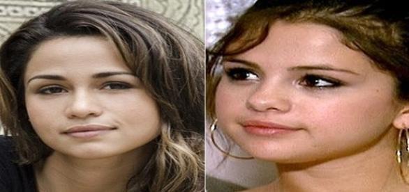 Selena Gomez, Miley Cyrus e Demi Lovato se parecem com artistas brasileiras