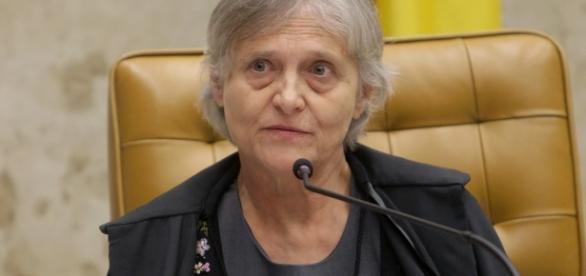 Ela Wiecko (Foto: Divulgação/STF)