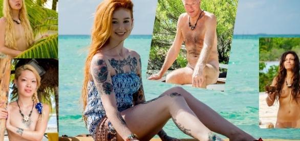 Neben Promis schickt RTL 11 gewöhnliche Singles auf die Nacktinsel / Fotos: RTL