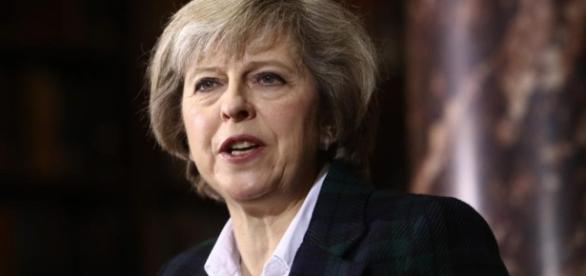 Theresa May este ferm împotriva altui referendum
