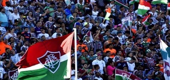 Torcida comparecerá em massa na quarta para apoiar o Flu na Copa do Brasil (Foto: Allevents)
