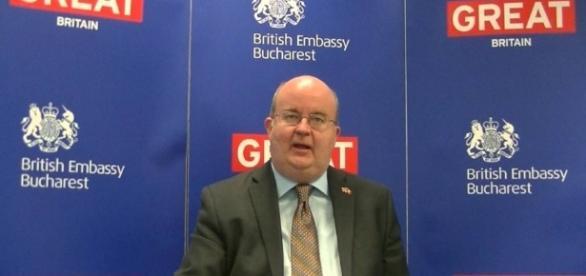 Ambasadorul britanic vorbește despre românii din UK