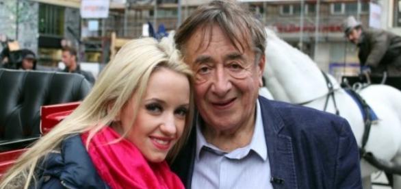 "Bau-Löwe Richard ""Mörtel"" Lugner (83) ist mit Cathy Lugner (26) verheiratet"
