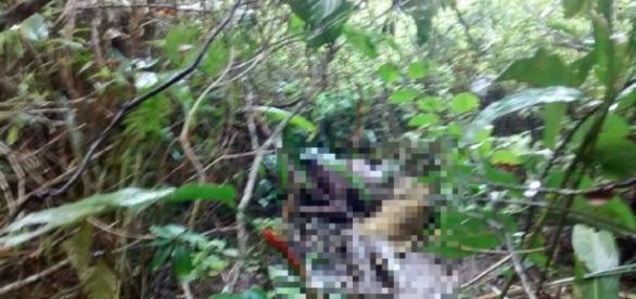 Corpo de Jeferson foi encontrado em matagal