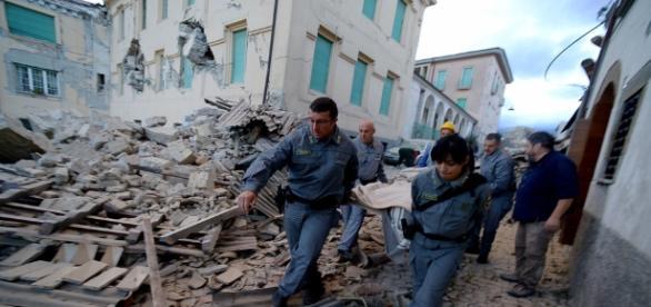 Cutremurul care pune semne de întrebare