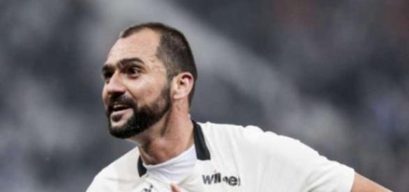 Danilo, jogador do Corinthians.