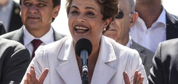 Dilma ha sido removida de su cargo