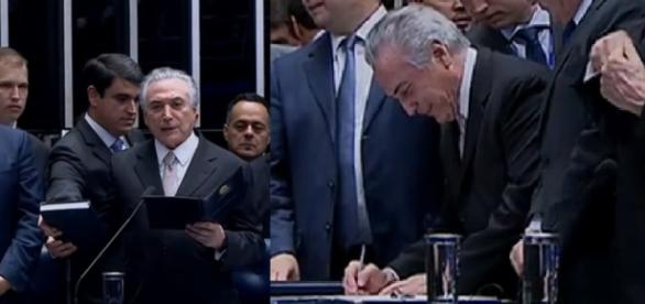 Michel Temer é o novo presidente do Brasil