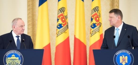 Președintele Timofti a declarat ferm că este român