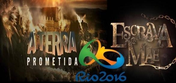 A abertura das Olimpíadas será exibida no horário das novelas