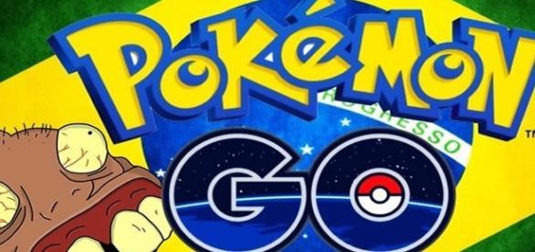 Agora você poderá capturar os pokémons no Brasil