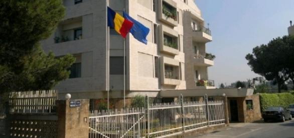 Ambasada României la Beirut - foto MAE