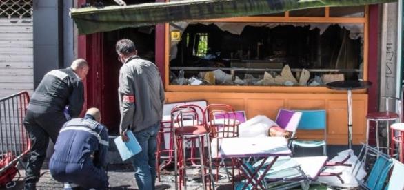 Bar Cuba Libre, lugar del incendio - cimatchile.com - cimatchile.com