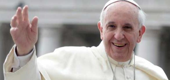 desde el Vaticano, el Papa Francisco envía su mensaje