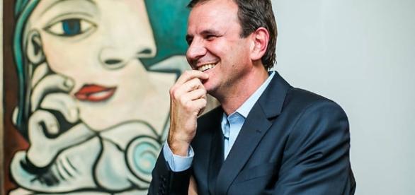 Em 2018, Eduardo Paes pode vir como candidato ao governo estadual do Rio (Foto: TRIBUNA DA INTERNET)