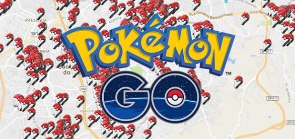 Mapa mostra onde encontrar Pokémons nas cidades brasileiras
