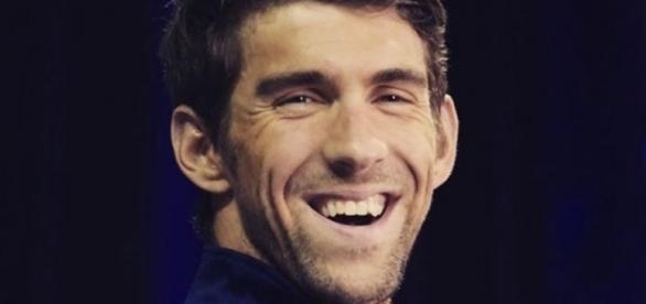 Michael Phelps disputa sus quintos JJOO.