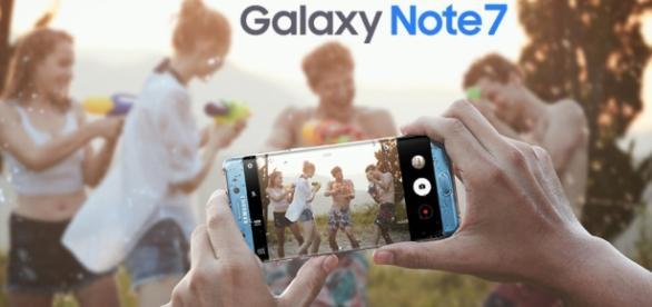 Samsung Galaxy Note 7 es oficial, características técnicas - lavozdegalicia.es