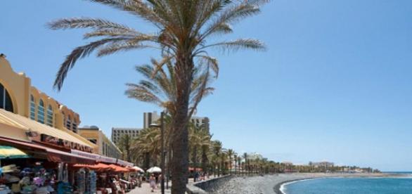 Menina passava férias neste resort no sul do Tenerife