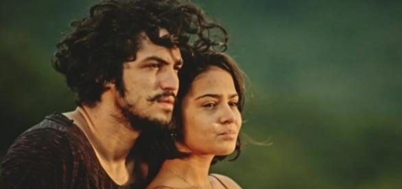 Miguel e Olívia vão namorar escondidos (Divulgação/Globo)