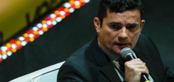 O juiz Sérgio Moro, responsável pela Lava Jato