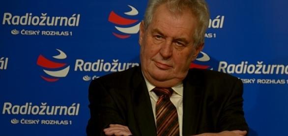 Pasjonat władzy dla ludu i z ludu – Milosz Zeman, fot.: Miloslav Hamřik, CC B-Y 3.0