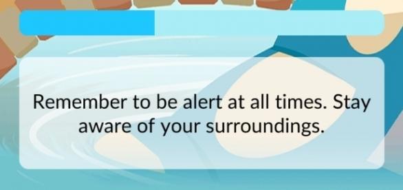 (1) Screenshot via Pokémon Go App