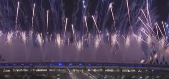 #JO Rio 2016 : Quelques temps forts de la cérémonie d'ouverture