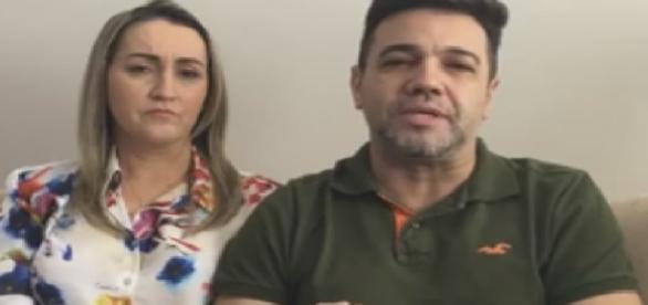 Edileuza e Marco Feliciano - Foto/Reprodução