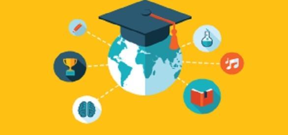 Estudo no exterior para estudantes do ensino médio e graduação