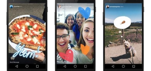 """#Instagram lance ses """"Stories"""", un format au contenu éphémère à la Snapshat - france24.com"""