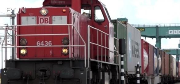 La línea de Ferrocarril que une China y Rotterdam: Idea innovadora de emprendedores