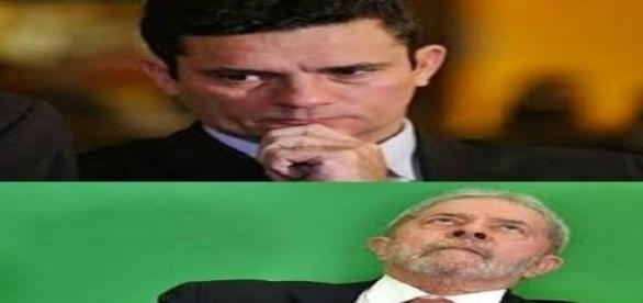 MPF coloca Lula nas mãos do juiz Sérgio Moro