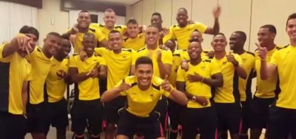 selección olímpica de colombia