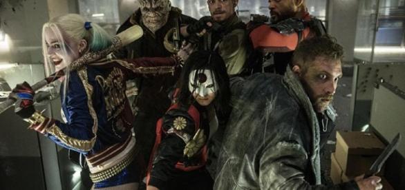 Suicide Squad / Photo via The Denver Post